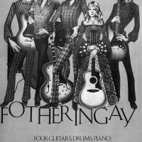 Advert for the Fotheringay album in Melody Maker