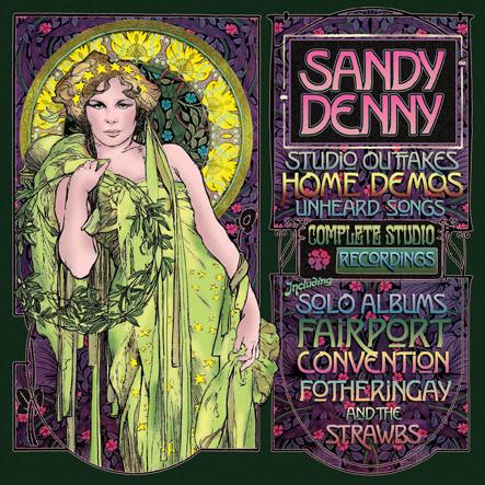 Sandy Denny (Boxset)