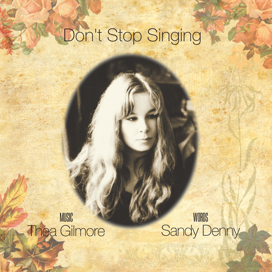 Don't Stop Singing - promo single