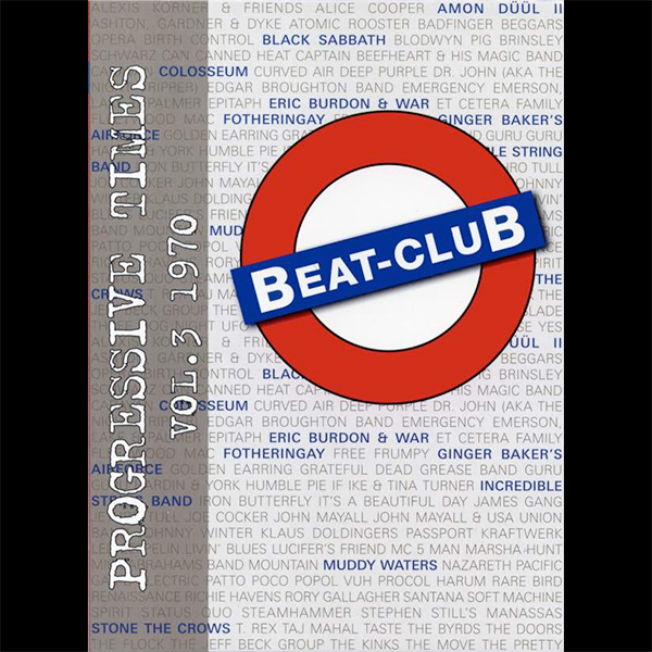 Beat-Club: Progressive Times Vol. 3 1970