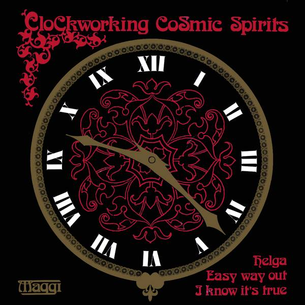 Clockworking Cosmic Spirits
