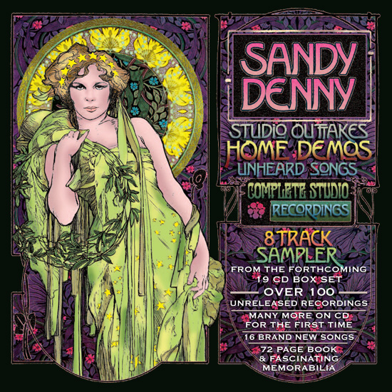 Sandy Denny (Sampler)