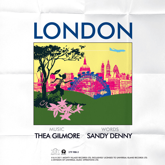 &#039;London&#039; single sees Sandy playlisted at Radio 2 for the first time