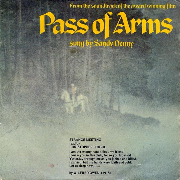 Pass Of Arms