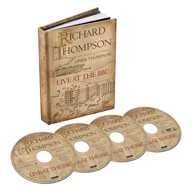 Richard Thompson BBC boxset soon to be released