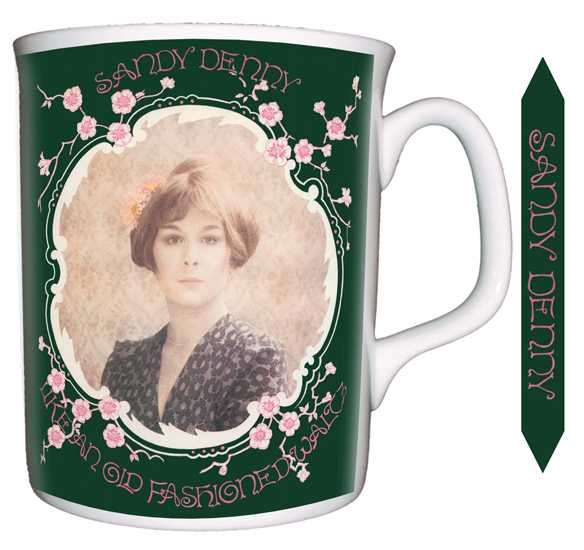 Sandy Denny merchandise store is now open