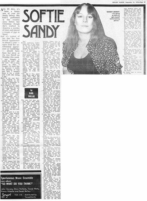 Softie Sandy